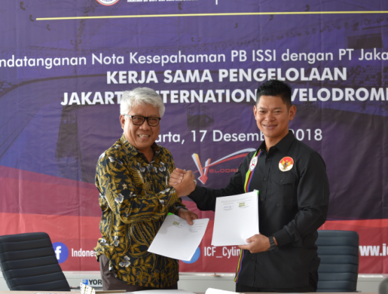 PB ISSI Jakpro